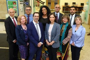 Enfield Council cabinet