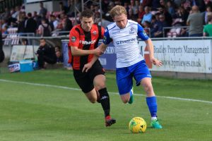 Enfield Town v Lewes (credit Tom Scott)
