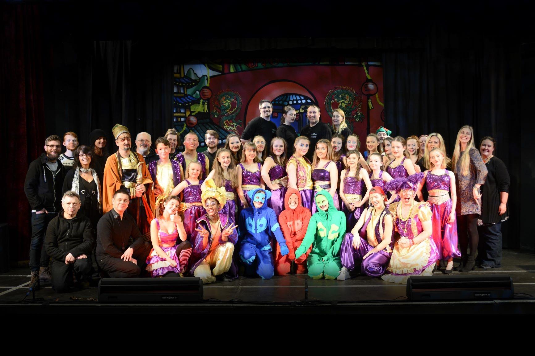 London Pantomimers