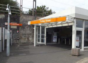 Turkey Street Station