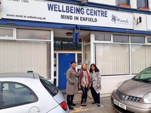 Mind in Enfield office