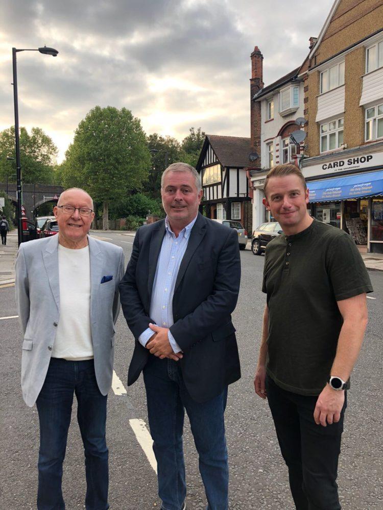 Grange ward councillors