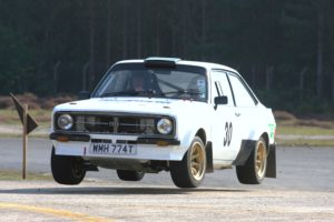 Green Belt Motoring Club members take part in races around the UK