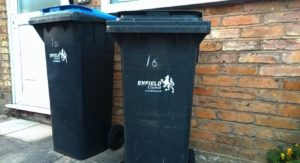 Household waste bins