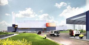 How the new Edmonton incinerator will look