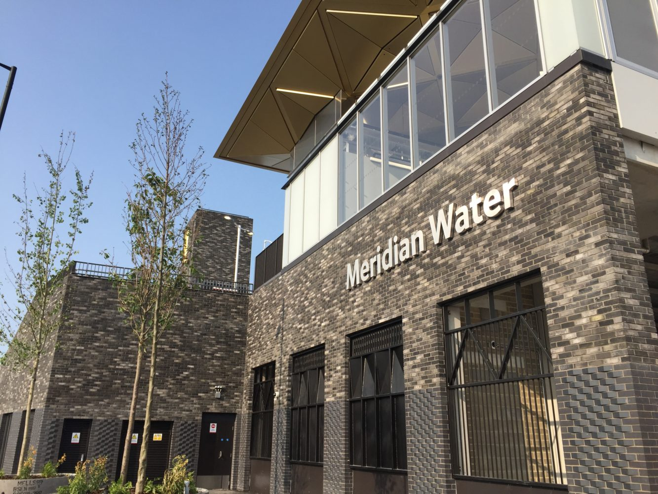 Meridian Water Station