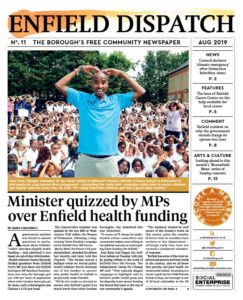 Enfield Dispatch #11, August 2019