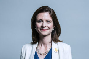 Seema Kennedy, Parliamentary Under-Secretary of State for Health and Social Care