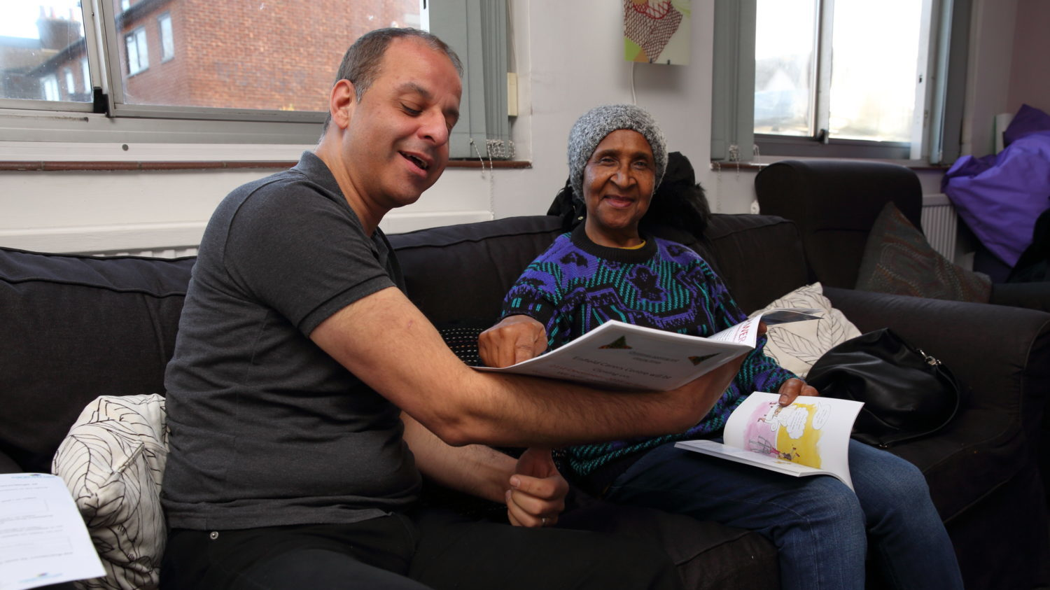 Enfield Carers Centre helps support more than 6,500 local carers