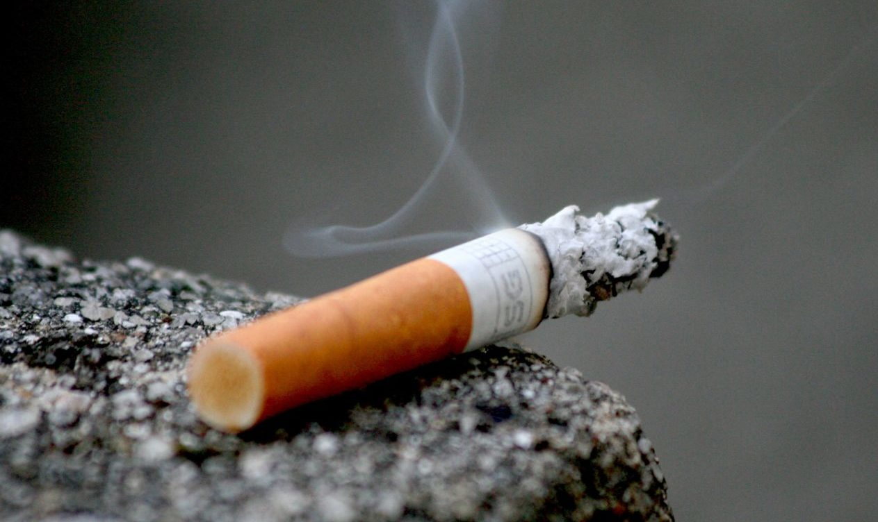 Smoking is the biggest cause of cancer in the UK