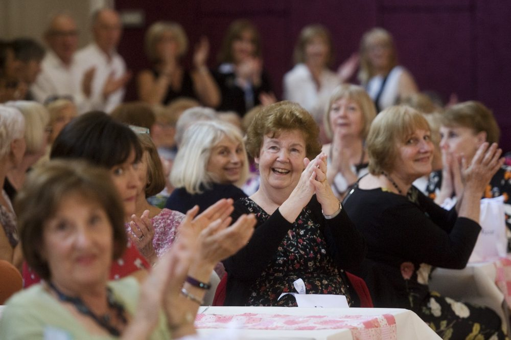 Nightingale Cancer Support hold their spring fashion show