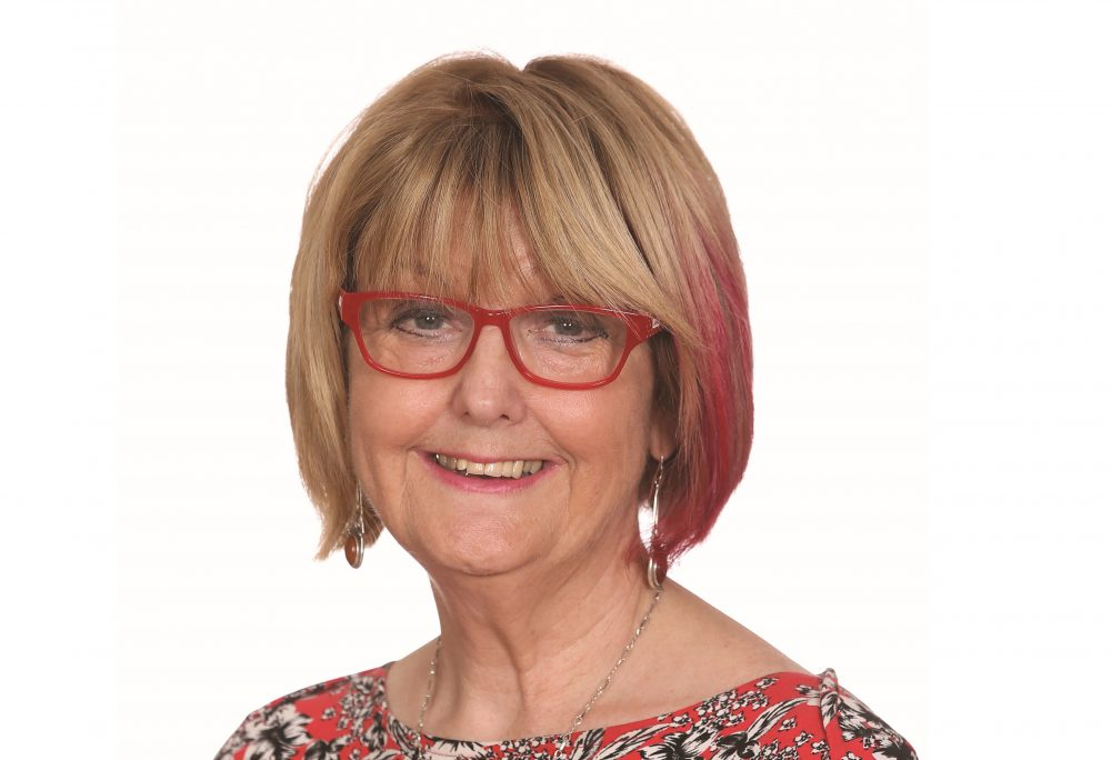 Christine Hamilton was elected to represent Enfield Highway in 2014