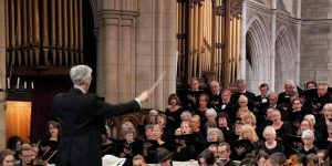 Enfield Choral Society performing last year