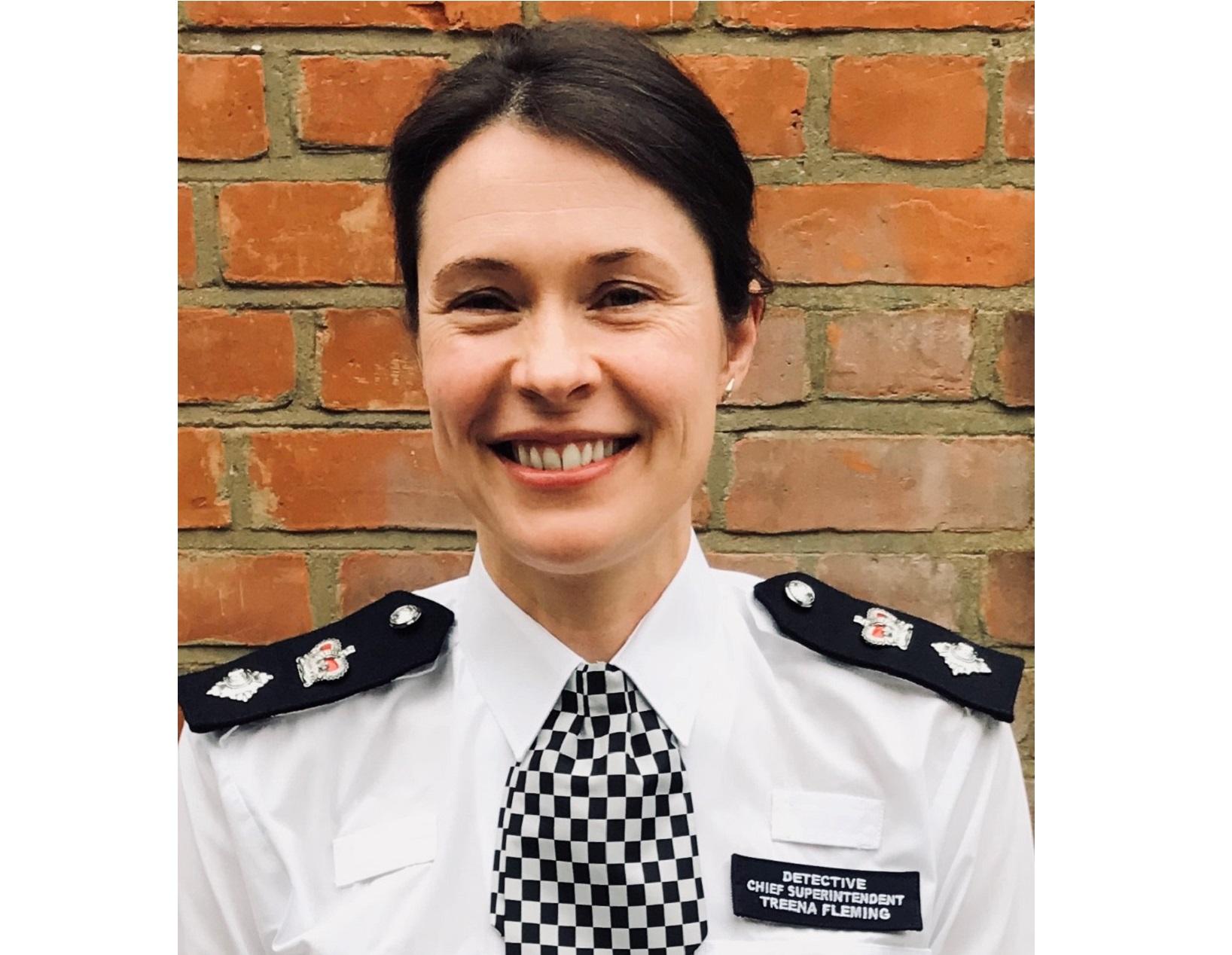 Detective Chief Superintendent Treena Fleming