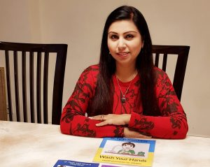 Dr Farah Alam-Mirza is a local GP at Evergreen Surgery in Edmonton