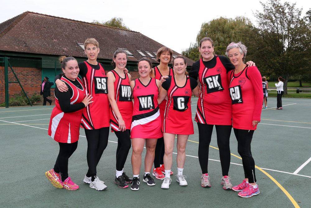 More than 80 different netball teams play regularly at Broomfield Park