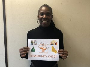 Angela Greaves, programme manager at Enfield Connections