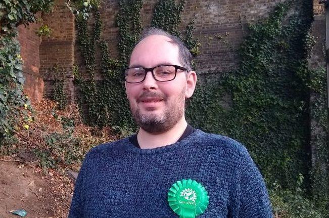 Benjamin Maydon, Green Party