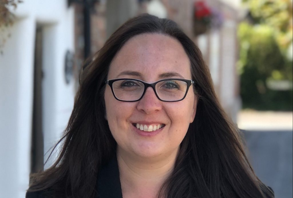 Clare De Silva is a Conservative councillor for Bush Hill Park