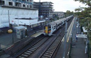 Ponders End Station