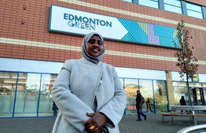 Sadiya Mohamoud runs a bilingual childminding service in Enfield