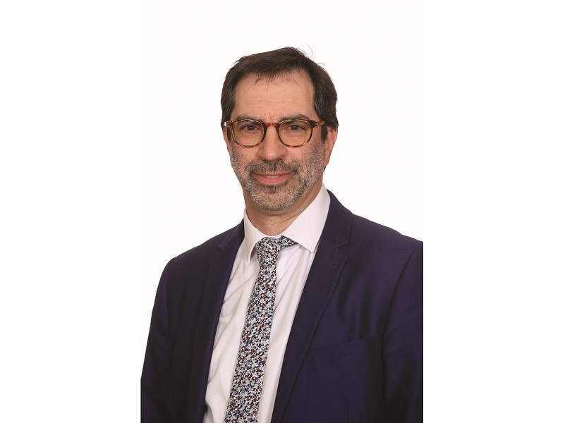 Daniel Anderson, a Labour Party councillor representing Southgate Green