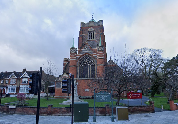 St John the Evangelist Church in Palmers Green