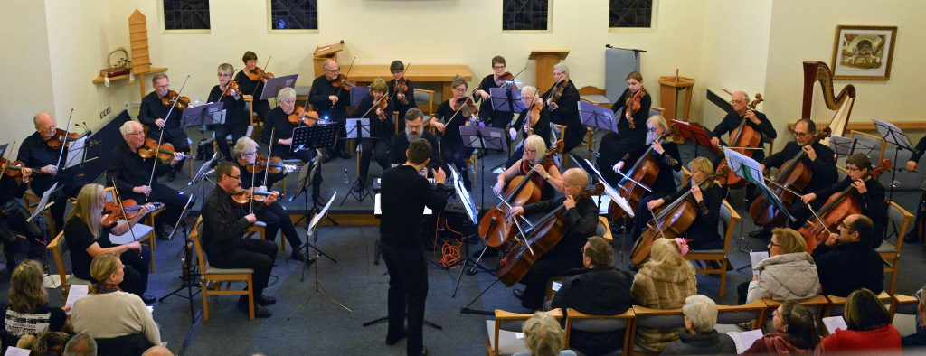 Winchmore String Orchestra was founded in 1991