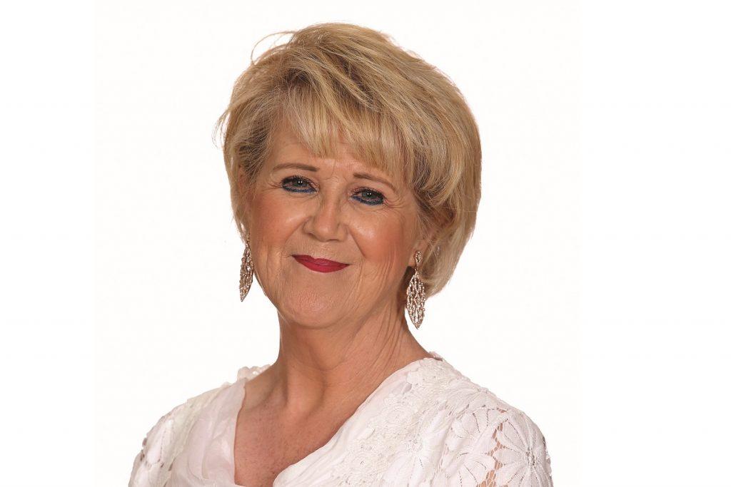 Councillor Bernadette Lappage, Labour member for Jubilee ward
