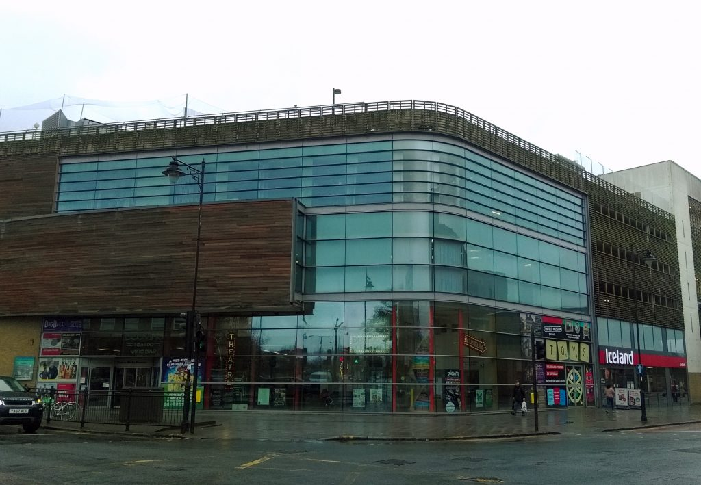 The Dugdale Centre in Enfield Town