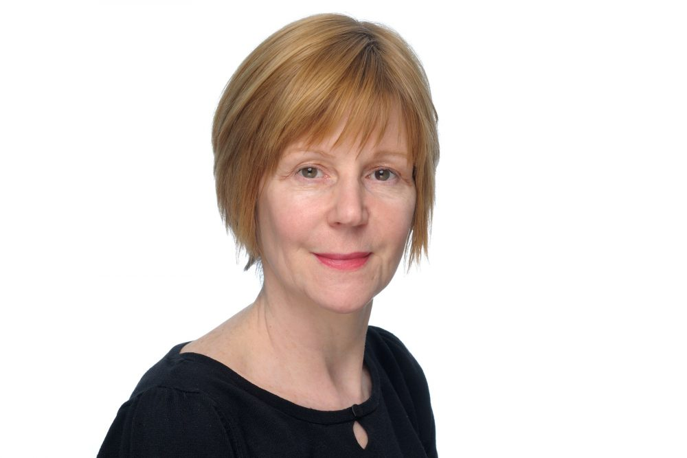 Maria Kane, chief executive of North Middlesex University Hospital NHS Trust
