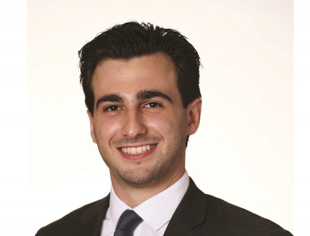 Cllr Georgiou has represented Cockfosters since 2018