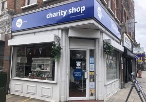 Citizens Advice Enfield runs two charity shops in Palmers Green