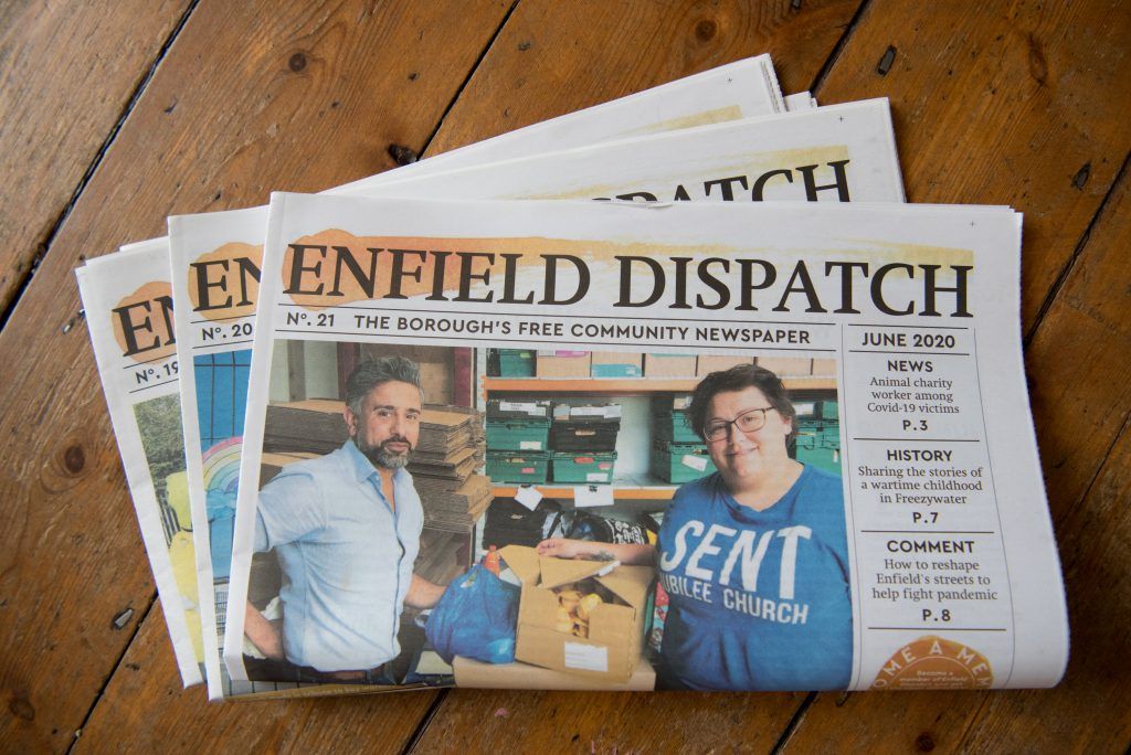 Enfield Dispatch