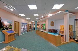 Enfield Local Studies Library and Archive is currently situated on the first floor of the Dugdale Centre