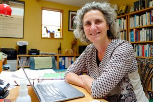 Poet Cheryl Moskowitz has collaborated with schools in Enfield on her new poetry collection