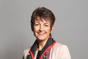 Minister for public health, Jo Churchill MP