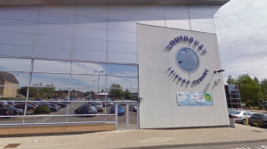 Southbury Leisure Centre (credit Google)