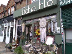 Boho Flo in Lancaster Road sells a range of gifts, including many that are handmade by owner Nikki