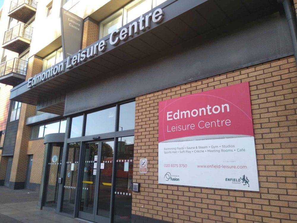 Edmonton Leisure Centre
