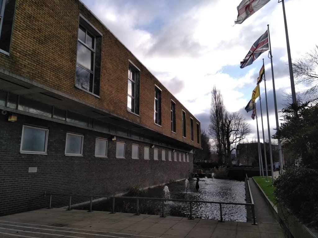 Enfield Civic Centre