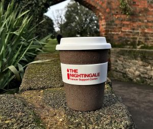 Branded coffee mugs will be sent to the first 15 people who sign up to the campaign