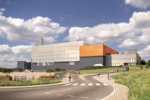 The new incinerator at Edmonton Eco Park has already been approved and preparation for its construction has begun