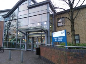 Forest Primary Care Centre in Hertford Road, Edmonton Green