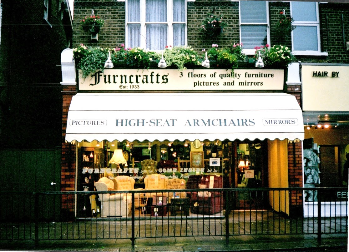 Furncrafts in the 1990s