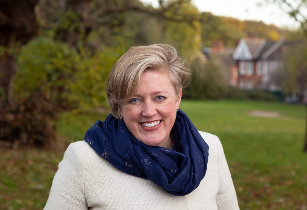 Dawn Barnes, Lib Dem candidate for the London Assembly