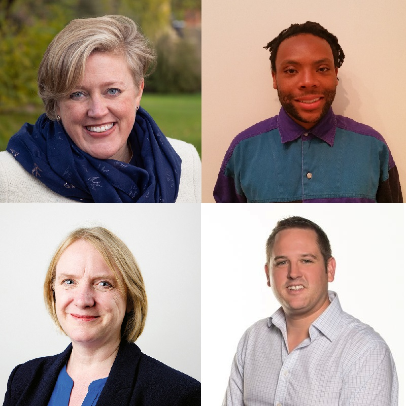 London Assembly candidates for Enfield and Haringey