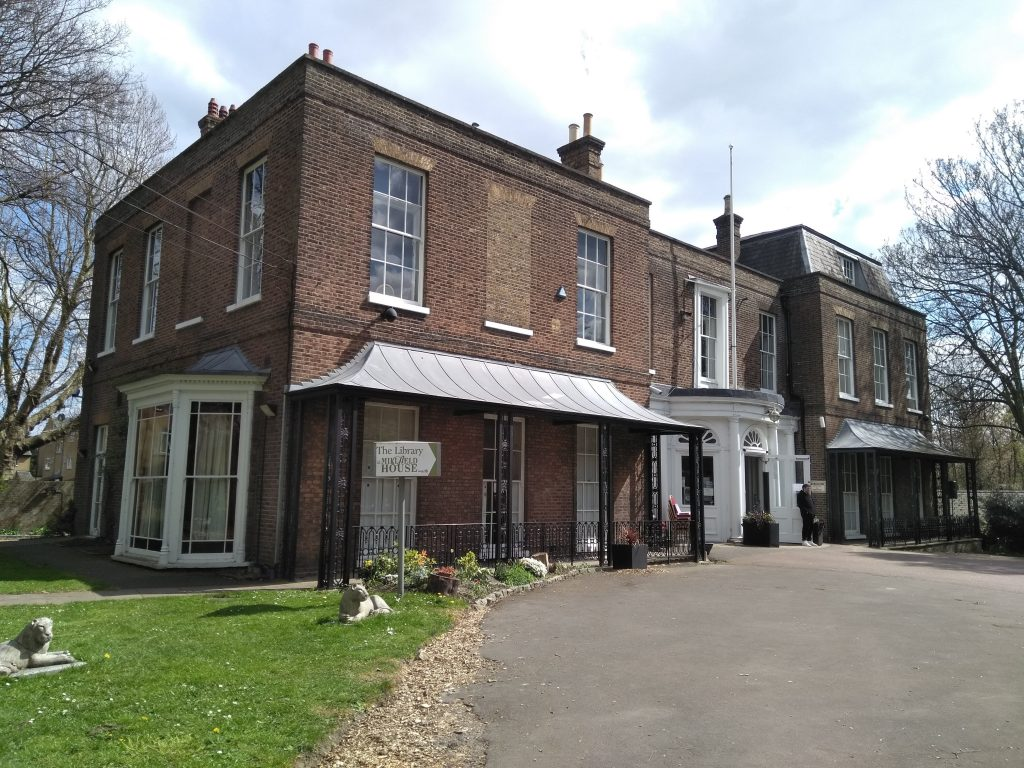 Millfield House
