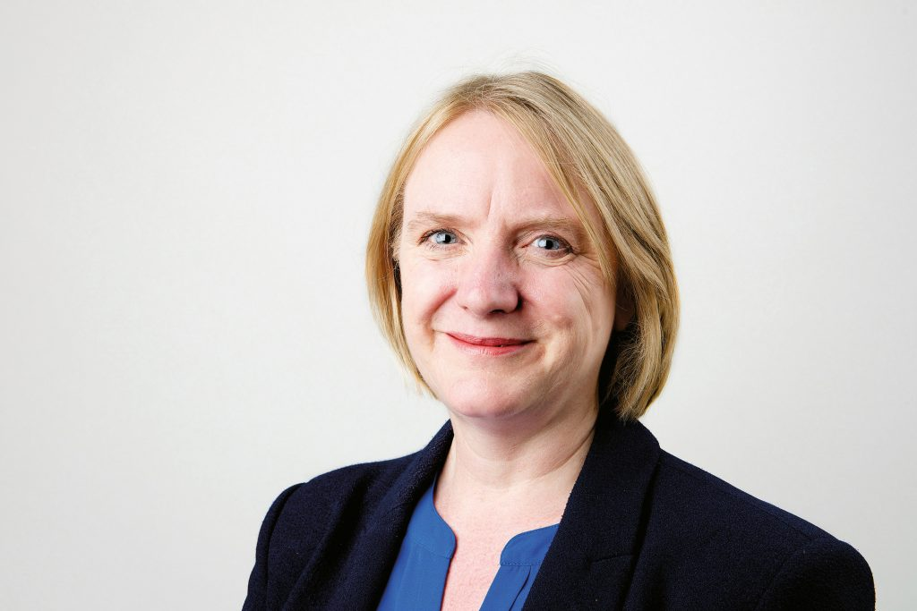Joanne McCartney, London Assembly Member for Enfield and Haringey