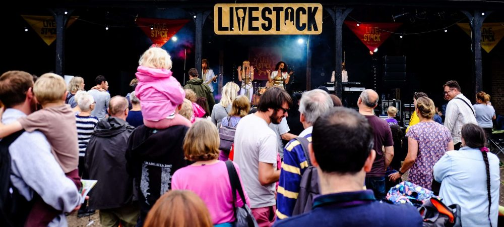 Livestock is scheduled to take place at Forty Hall Farm in July